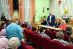 Встреча главы района с активистами ТОС Центральный