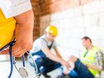 Назначение обеспечения по страхованию от несчастных случаев на производстве и профзаболеваний
