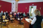 Встреча с председателями ТОС города