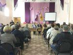 Отчетно-выборная конференция ТОС «Левобережье»