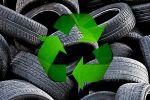 Утилизация отработанных автомобильных шин!